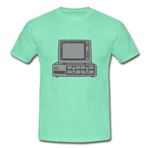 Computer PC 2 - Männer T-Shirt
