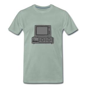 Computer PC 2 - Männer Premium T-Shirt