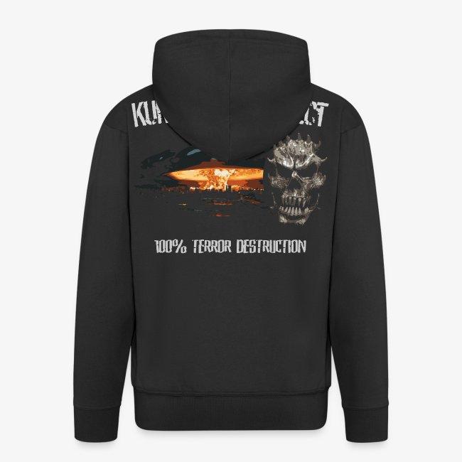 Kurwastyle Project - 100% Terror Destruction Zip Hoodie