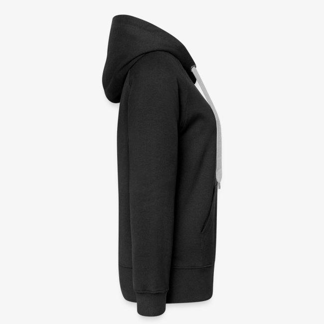 Kurwastyle Project - 100% Terror Destruction Women's Zip Hoodie
