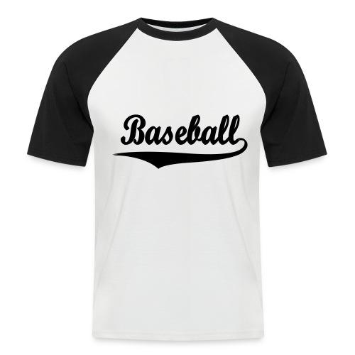 st002352 - Maglia da baseball a manica corta da uomo