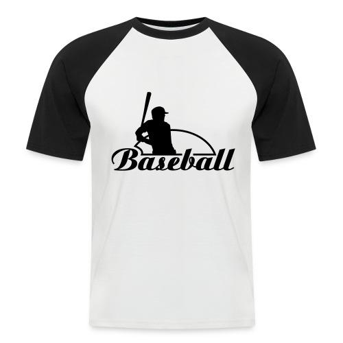 st002355 - Maglia da baseball a manica corta da uomo
