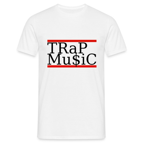 TRaP Mu$iC - T-shirt Homme