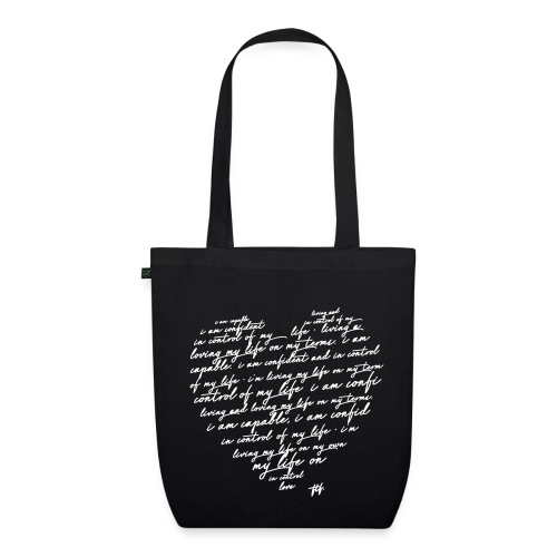FTF 'Wear Your Heart' Tote - EarthPositive Tote Bag