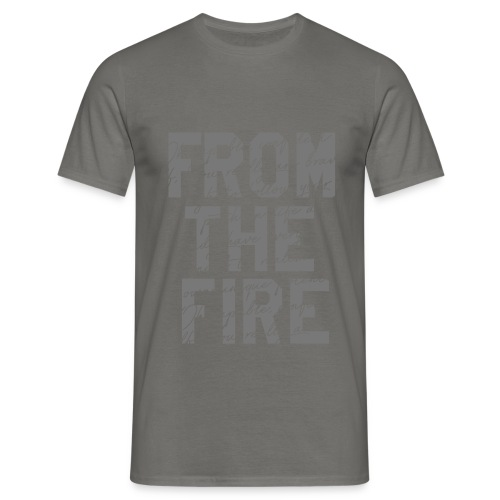 FTF Big & Bold Statement T-shirt - Men's T-Shirt