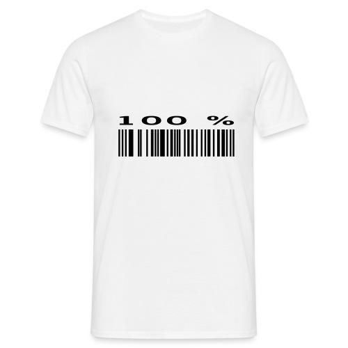 CODIGO BARRA DEL MEJOR - Camiseta hombre