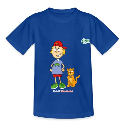 Kindershirt Max&Hannibal - Kinder T-Shirt
