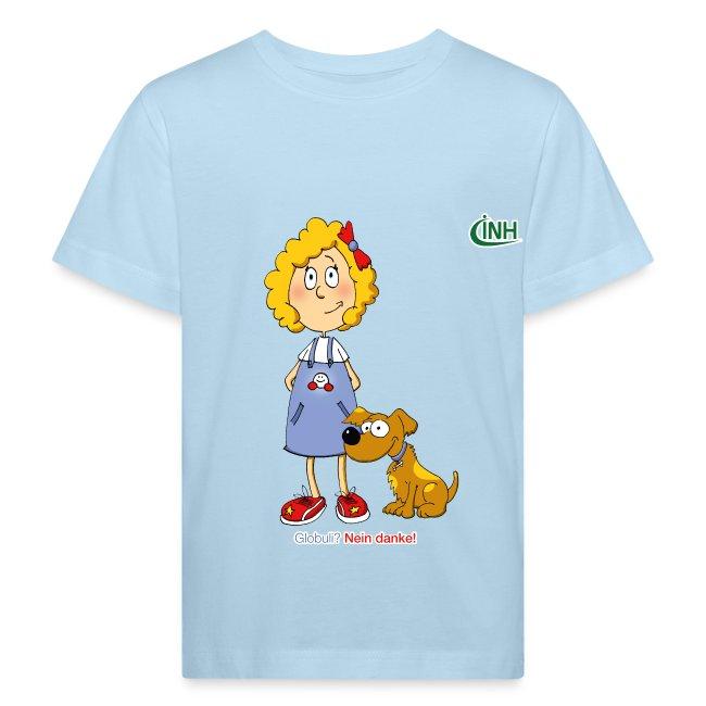 """Bio-Kindershirt """"Susannchen&Bello"""""""