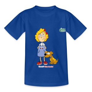 Kindershirt Susannchen&Bello - Kinder T-Shirt
