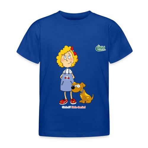 Kindershirt Susannchen&Bello - Kinder T-Shirt