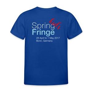 Spring Fringe Kids (small sizes) - Kinder T-Shirt