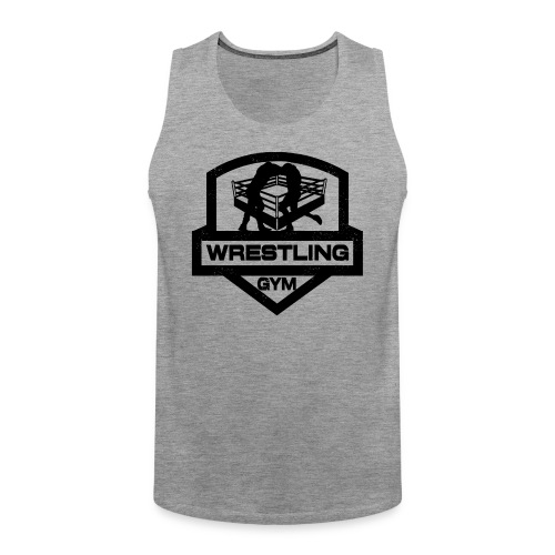 Wrestling Gym Tank Top - Männer Premium Tank Top