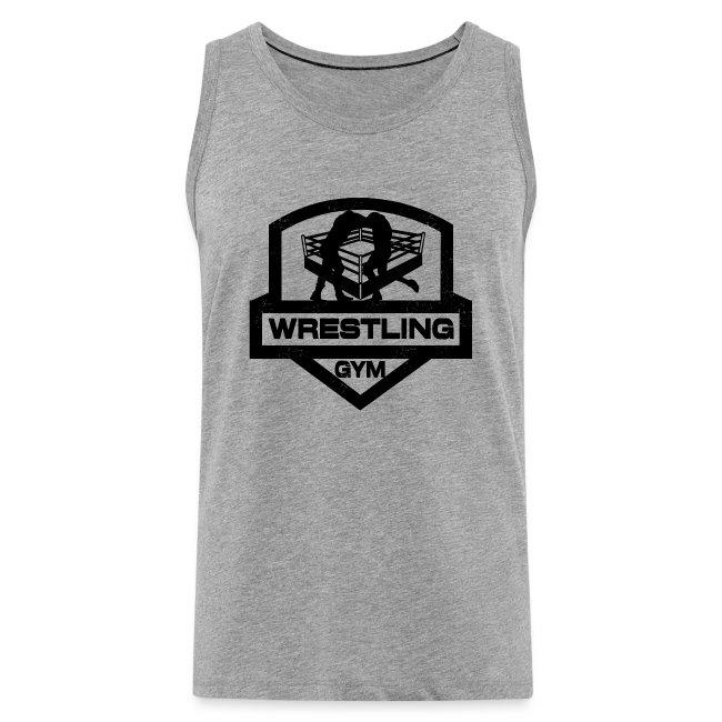 Wrestling Gym Tank Top