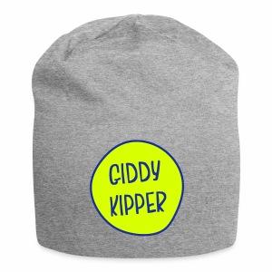 Giddy Kipper Relaxed Beanie Hat - Jersey Beanie