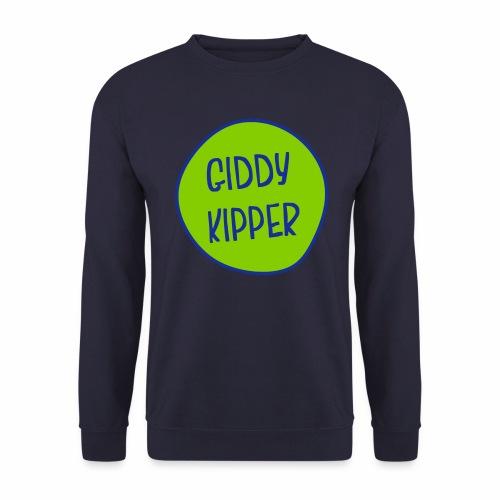Giddy Kipper Men's Sweatshirt - Men's Sweatshirt