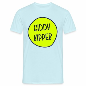 Giddy Kipper Men's T-Shirt - Men's T-Shirt