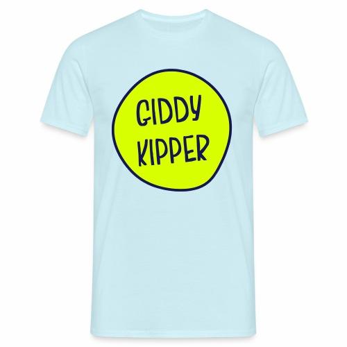Giddy Kipper Men's T-Shirt - Men's T-Shirt