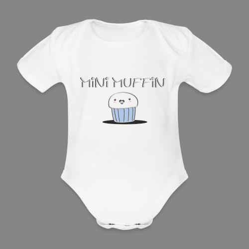Muffin Boy - Babybody - Baby Bio-Kurzarm-Body