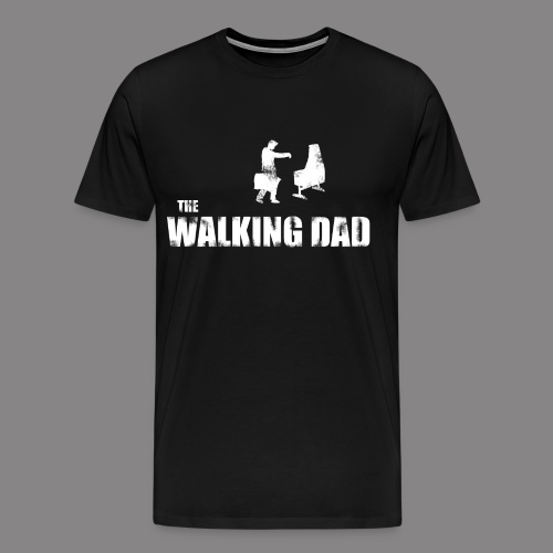 The Walking DAD - T-Shirt - Männer Premium T-Shirt