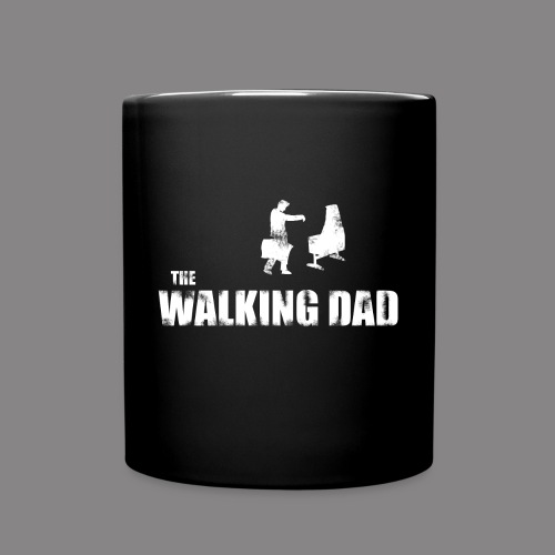 The Walking DAD - Mug - Tasse einfarbig