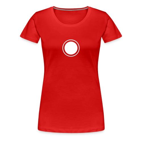 Solar Circle - Women's Premium T-Shirt