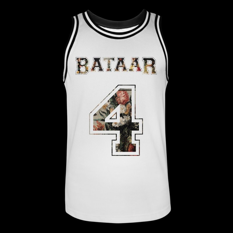 FLORAL 4 Sports Jersey - Men's Basketball Jersey