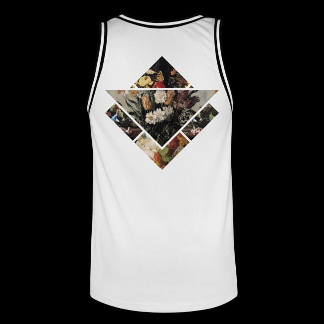 """""""FLORAL 4"""" Sports Jersey"""