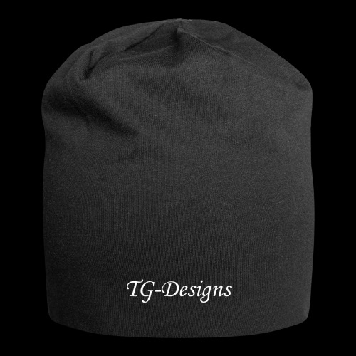TG-Designs White - Jersey-Beanie - Bonnet en jersey