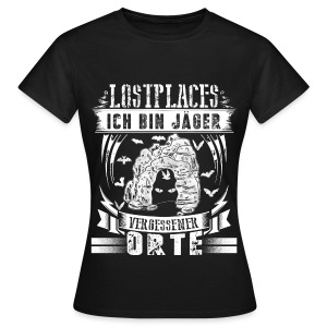#Lostplace - Frauen T-Shirt