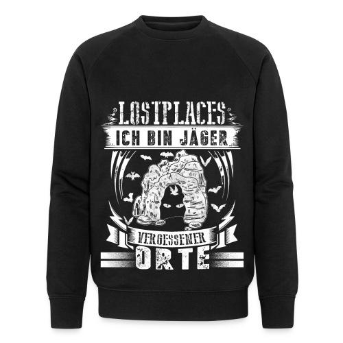 #Lostplace - Männer Bio-Sweatshirt von Stanley & Stella