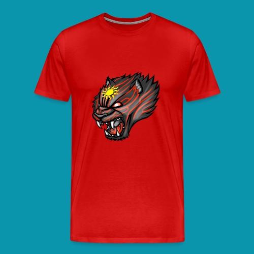 T-Shirt con Logo (Black Version) - Maglietta Premium da uomo