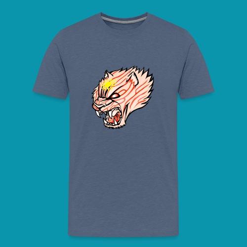 T-Shirt con Logo (Shiny Version) - Maglietta Premium da uomo