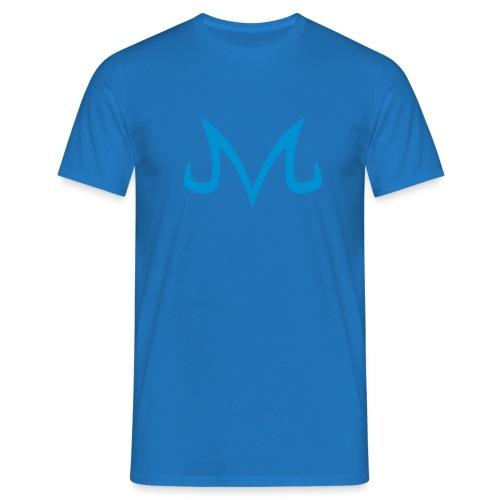 T-SHIRT MAJIIN BLEU - T-shirt Homme