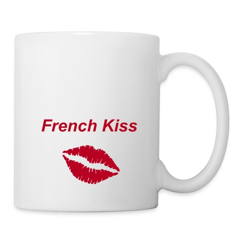 Tasse collection French Kiss - Mug blanc