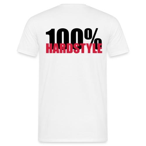 Hardstyle - Koszulka męska