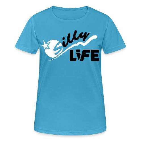Sportshirt dames - vrouwen T-shirt ademend