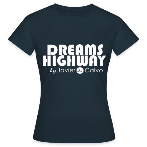 Camiseta mujer manga corta - T-skjorte for kvinner