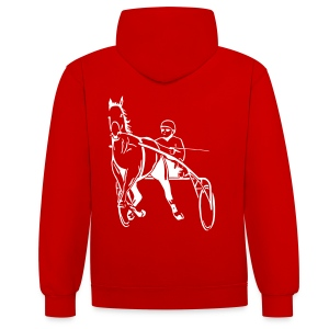 Le Trotteur - Sweat-shirt contraste