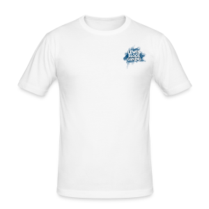 Men's Premium T-Shirt: Avatar LewisBlogsGaming - Men's Slim Fit T-Shirt