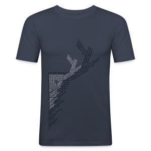 Slim fit - Code Rudolfi T-shirt - slim fit T-shirt