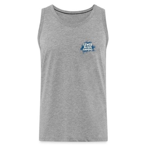 Men's Premium T-Shirt: Avatar LewisBlogsGaming - Men's Premium Tank Top