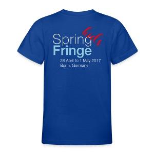 Spring Fringe Kids (large sizes) - Teenager T-Shirt