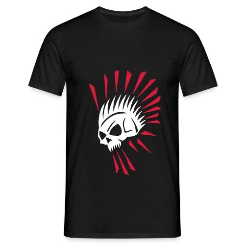t-shirt skull homme - T-shirt Homme