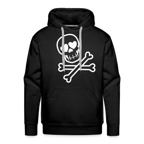 Skull & Crossbones - Men's Premium Hoodie
