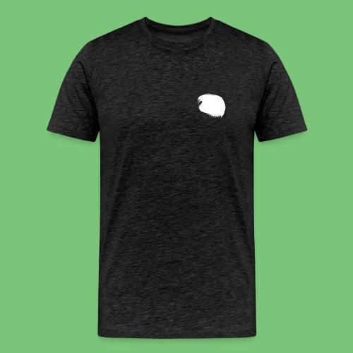 FB-Men - beidseitig Futterliste/Logo - Männer Premium T-Shirt