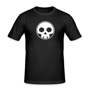 Dinky Skull Round - Tee shirt près du corps Homme