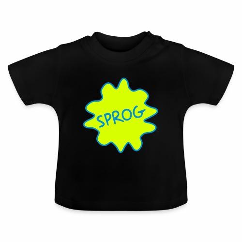 Sprog Baby T-Shirt - Baby T-Shirt
