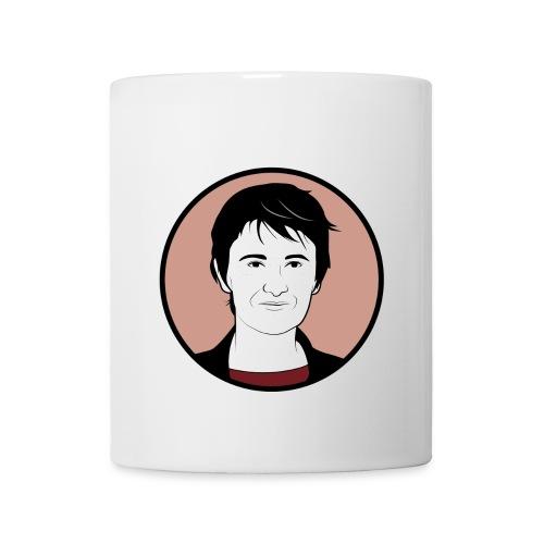 Mug Nathalie Arthaud - Mug blanc
