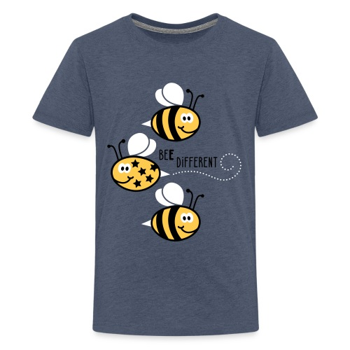 Bee different - Teenager Premium T-shirt