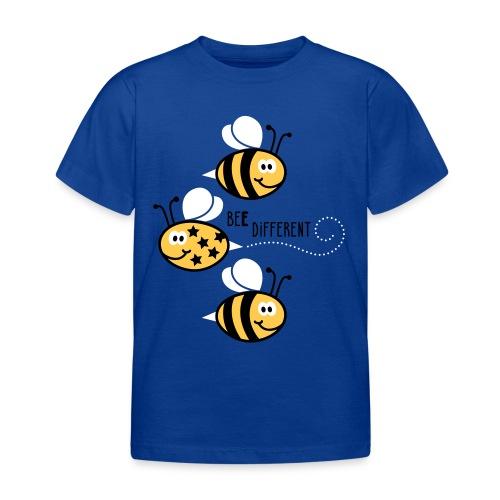 Bee different - Kinderen T-shirt